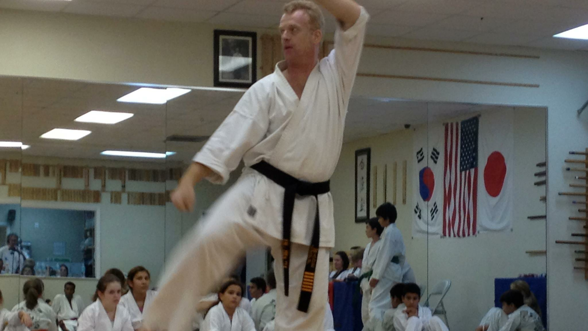 Martial arts to do at home